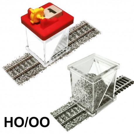 HO/OO Ballast Spreader & Glue Applicator