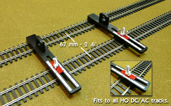 Proses Model Railroad Tools & Accessories Ballast Spreaders