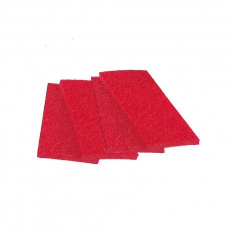 Spare Felts for Rail Track Cleaner (All scales)