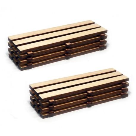 HO/OO 2 X Timber Loads (Kit)