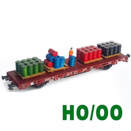 HO/OO Oil Barrels/Drums