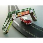 Footbridge for 2 Lane (Laser-cut, cardboard kit)