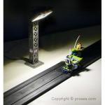 Light Tower Small (Kit, laser-cut acrylic)