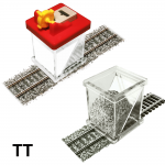 Ballast Spreader & Gluer Combo for TT
