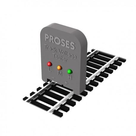 Track Voltage Tester (N, HO, OO, S, TT)