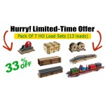 7 Pack Wagon Loads (Limited)