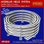 4.5 Level Double Track Modular Helix System