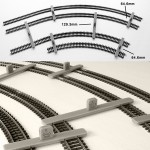 Parallel Track Tool Set for Marklin K-Track