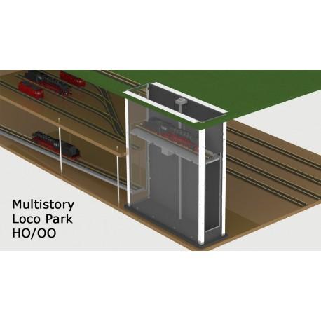 Multistory Loco Park (Lift)