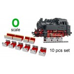 O Rollers and Drive Wheel Cleaners (6 rollers)