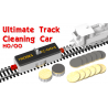 Ultimate Track Cleaning Car