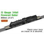 O Gauge (3-rail) Powered Railer For Locos, Coaches and Wagons