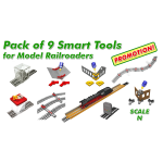 N Pack Of 9 Smart Tools