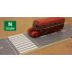 3D Embossed PVC Sheets (Cobblestone)