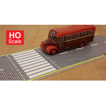 HO/OO 3D Embossed Printed Roads (cobblestone)