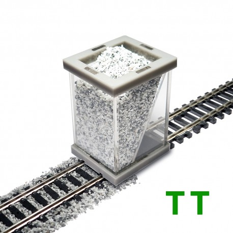 TT Scale Ballast Spreader