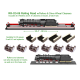 O Scale Rolling Road w/Drive Wheel Cleaning