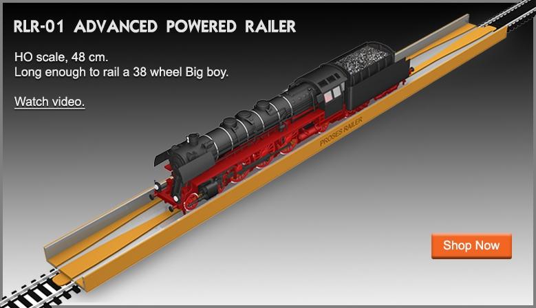 Ballast Glue Applicator · Railer ...